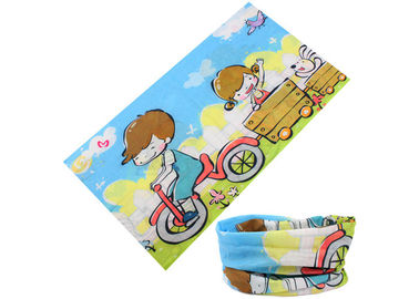 China Fashion Style Boys Neck Warmer Super Absorbent , Daily Decoration Girls Neck Warmer supplier