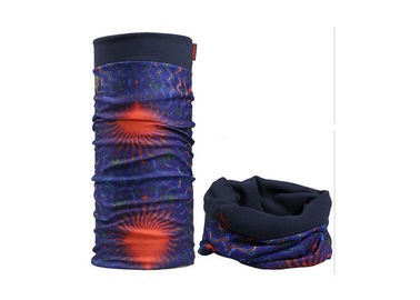 Purple Pattern  Multifunktionstuch Polar , Breathable  Polar Neckwarmer