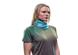 China Digital Printing Seamless Tube Scarf Bandana , Bicycle Neck Gaiter Good Air Permeability supplier