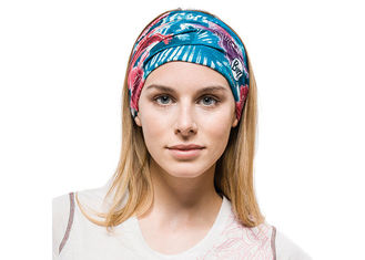 China Fitness  Uv Protection Headwear , Dark Blue Neck  Scarf Breathable supplier