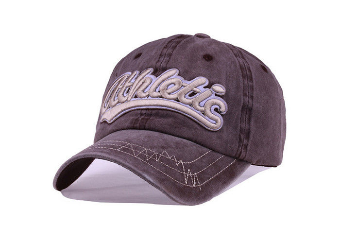 9034fc6941b Brown Boys Jean Baseball Hat