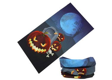 China Kids Neck Scarf Halloween Style , Durable Good Flexibility Neck Gaiter  factory