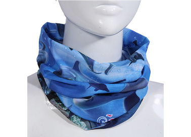 China Absorb Sweat  Neck Scarf For Soccer Player , Breathable Football Uv Protection  factory