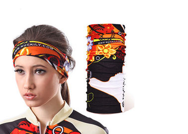 China Sublimation Printing Tube  Multifunctional Headwear 25*50 CM Polyester distributor