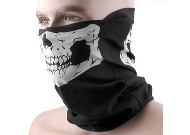 China Skull Style Speed Dry Fishing Neck Scarf Good Air Permeability Absorb Sweat distributor